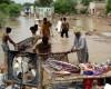 В Пакистане продолжается гуманитарный кризис